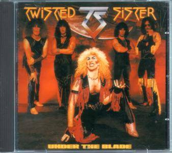 Twisted Sister - Under The Blade (1982) {2006, Reissue, Remastered}