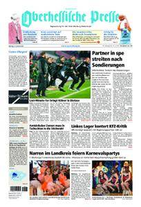 Oberhessische Presse Hinterland - 15. Januar 2018