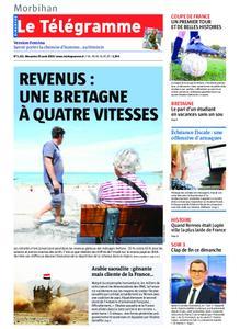 Le Télégramme Auray – 25 août 2019