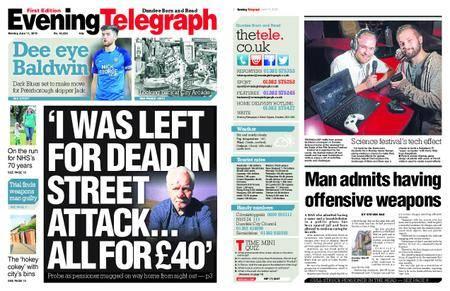Evening Telegraph First Edition – June 11, 2018