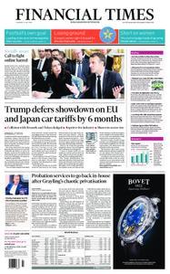 Financial Times UK – May 16, 2019