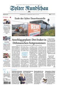 Sylter Rundschau - 31. Januar 2019