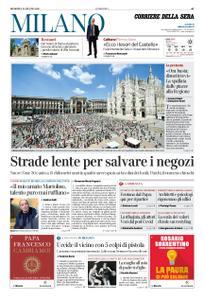 Corriere della Sera Milano – 21 giugno 2020