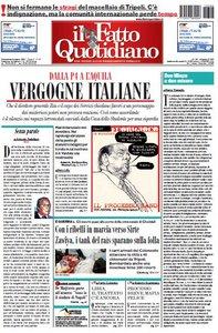 Il Fatto Quotidiano (10-03-11)
