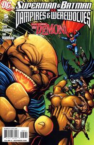 Superman & Batman vs Vampires & Warewolves 05