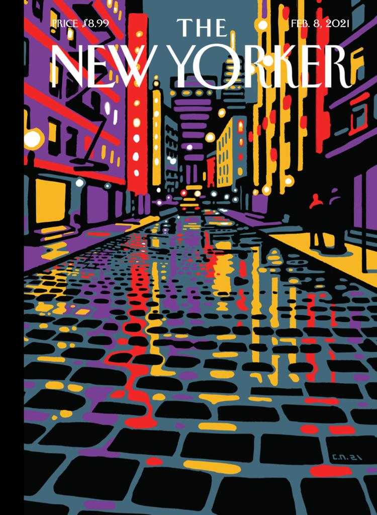 The New Yorker – February 08, 2021