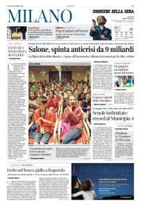 Corriere della Sera Milano - 6 Aprile 2019