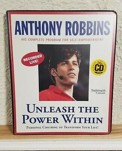 Anthony Robbins - Unleash The Power Within - Personal Training System (1988)