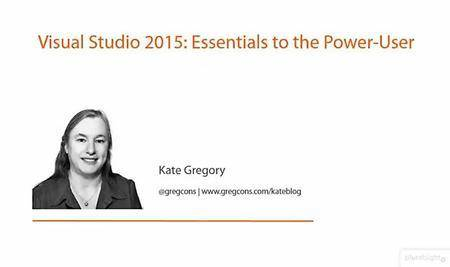 Visual Studio 2015: Essentials to the Power-User [repost]
