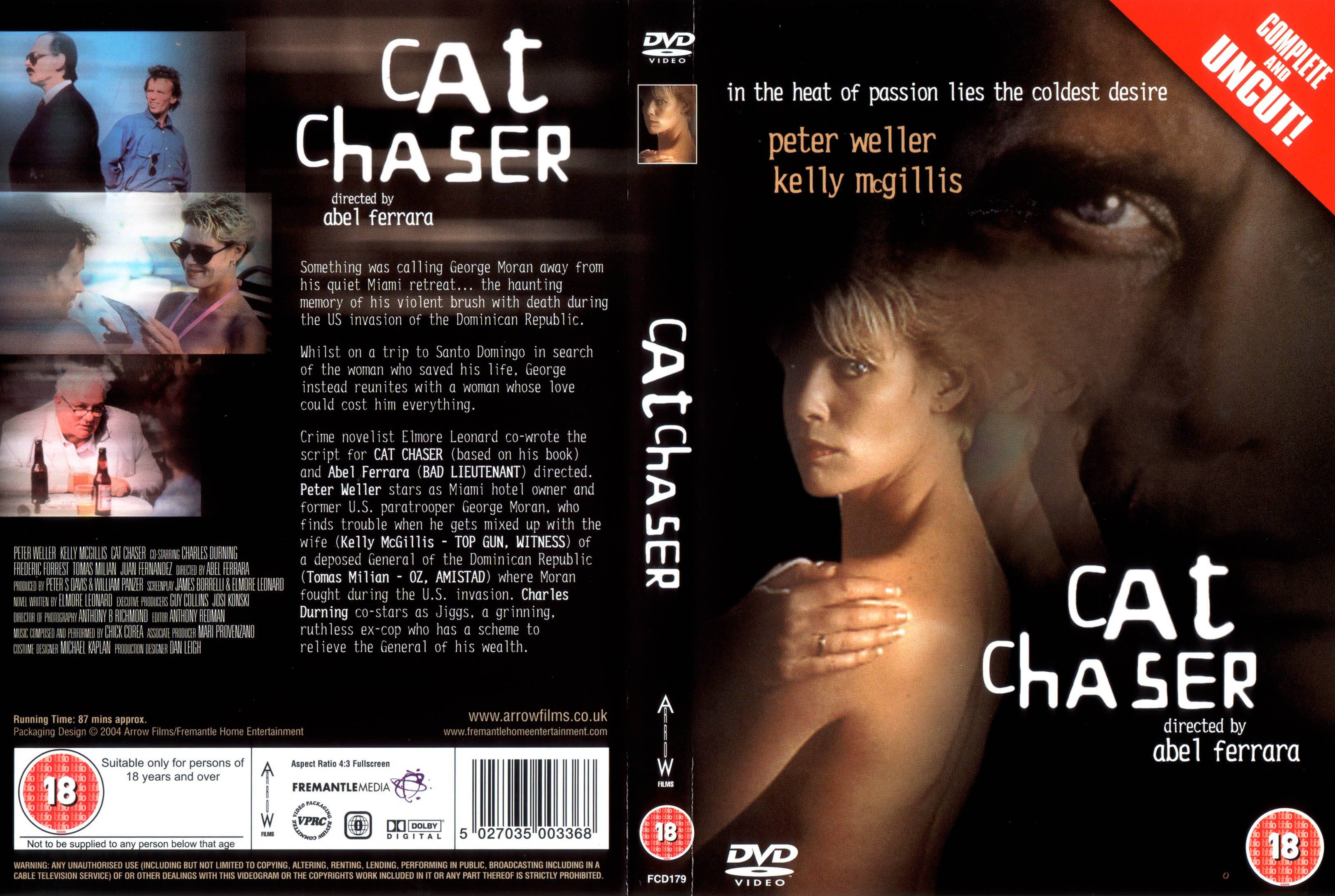 Cat Chaser (1989) [Re-Up]