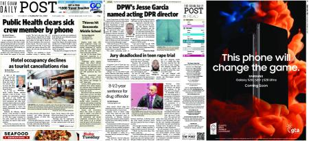 The Guam Daily Post – February 29, 2020