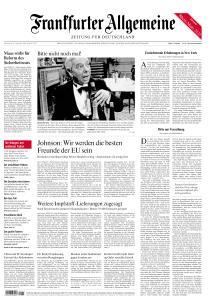Frankfurter Allgemeine Zeitung - 31 Dezember 2020