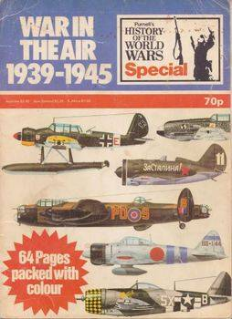 War in the Air 1939-1945 (Purnell's History of the World Wars Special) (Repost)