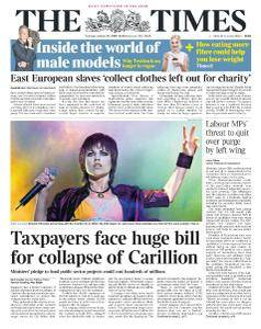 The Times - 16 January 2018