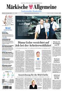 Märkische Allgemeine Luckenwalder Rundschau - 19. Dezember 2018