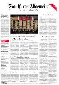 Frankfurter Allgemeine Zeitung - 26 Oktober 2020