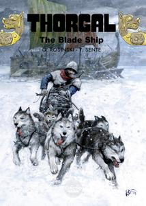 Thorgal v25 - The Blade Ship (Europe Comics 2019) (webrip) (MagicMan-DCP