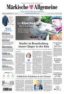 Neue Oranienburger Zeitung - 27. November 2018