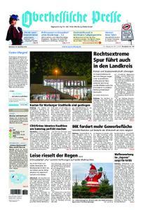 Oberhessische Presse Marburg/Ostkreis - 19. Dezember 2018