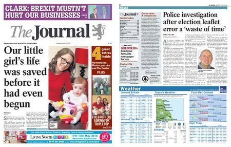 The Journal – April 29, 2018