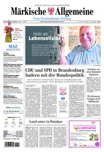 Neue Oranienburger Zeitung - 13. Juni 2019