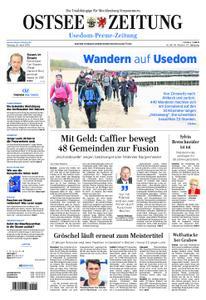 Ostsee Zeitung Wolgast - 29. April 2019