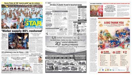 The Philippine Star – Marso 18, 2019