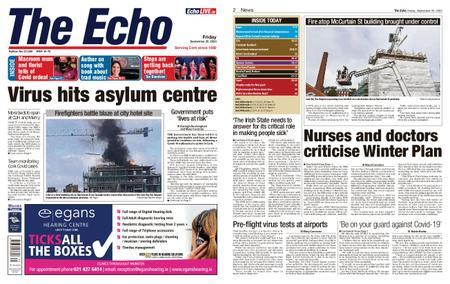 Evening Echo – September 25, 2020