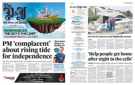 The Press and Journal Moray – October 07, 2019