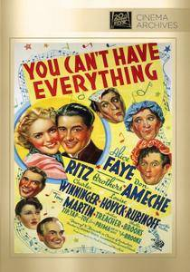 You Can't Have Everything (1937)