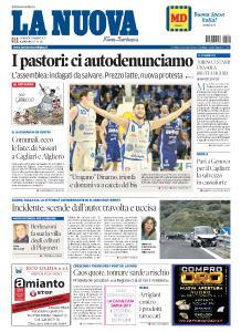 La Nuova Sardegna Gallura - 19 Maggio 2019