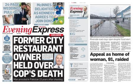 Evening Express – January 16, 2020