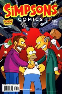 Simpsons Comics 243 (2018) (c2c) (GreenGiant-DCP