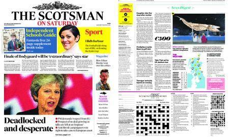 The Scotsman – September 22, 2018