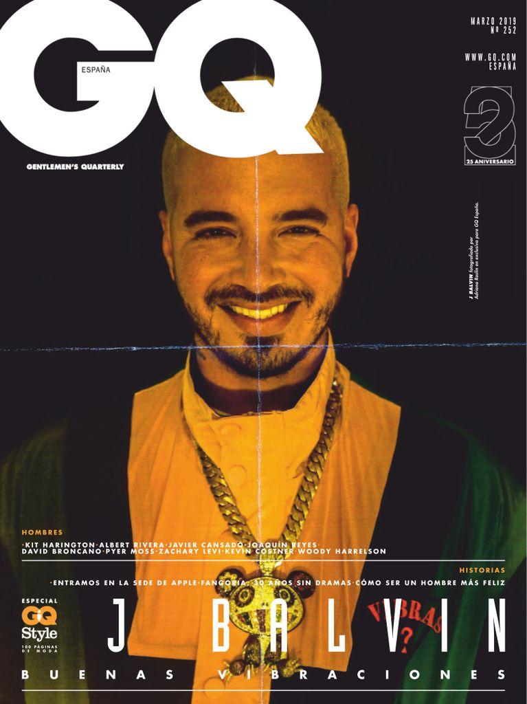 GQ España - marzo 2019