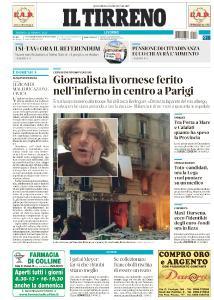 Il Tirreno Livorno - 13 Gennaio 2019