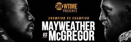 Floyd Mayweather Jr. vs. Conor McGregor PPV (2017)