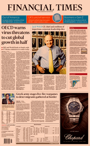 Financial Times Europe – 3 March 2020