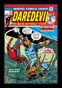 Daredevil 111 1974 Digital Shadowcat