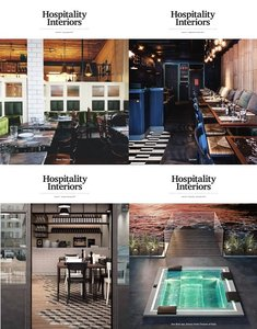 Hospitality Interiors 2015 Full Year Collection