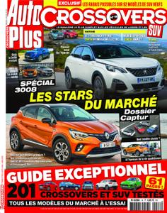 Auto Plus Hors-Série Crossovers - avril 2020