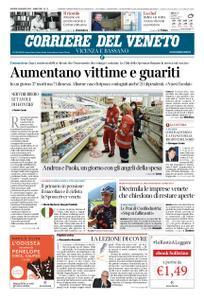 Corriere del Veneto Vicenza e Bassano – 26 marzo 2020