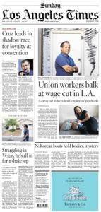 Los Angeles Times  April 10, 2016