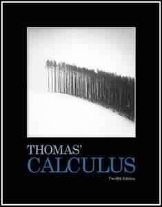 Thomas' Calculus (12th Edition) (Repost)