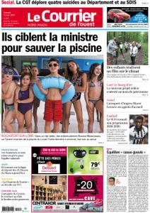 Le Courrier de l'Ouest Nord Anjou – 15 juin 2019