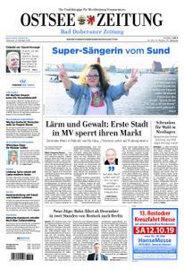 Ostee Zeitung Bad Doberaner Zeitung - 09. Oktober 2019