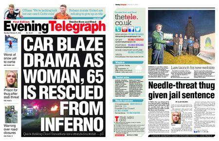 Evening Telegraph First Edition – February 27, 2018