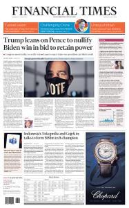 Financial Times USA - January 6, 2021