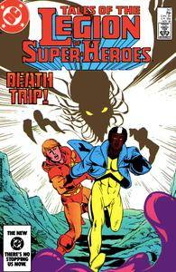Tales of the Legion of Super-Heroes 317 1984-11