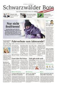 Schwarzwälder Bote Hechingen - 28. Februar 2018